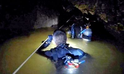 """""""Unrealistic and very risky."""" Academic warns about cave rescue. 