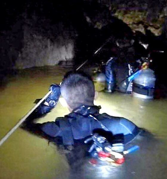 """Unrealistic and very risky."" Academic warns about cave rescue. 