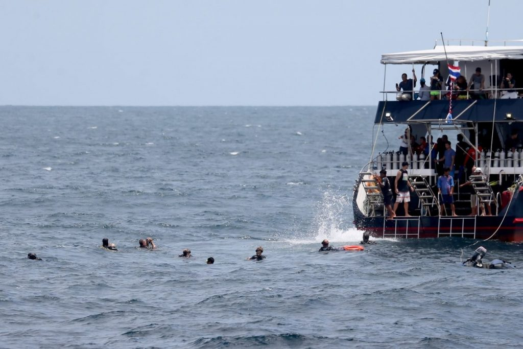 Search continues today for survivors. 23 remain missing. | News by Thaiger