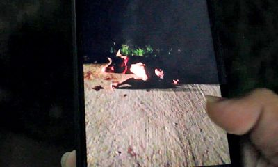 Jealous wife attacks husband with Ito kitchen knife in Chumpon | The Thaiger
