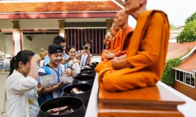 Today is Asanha Bucha Day – Why is the day special for Thai Buddhists? | The Thaiger