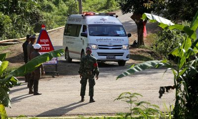 Chiang Rai: Solid food but no TV – Doctors report on the first eight out of the cave | The Thaiger