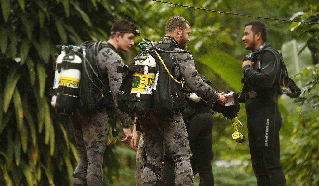 Australian cave medic emerges to his own tragic news | News by Thaiger