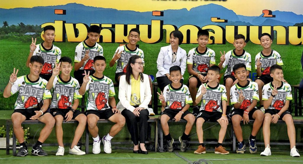 """""""We only intended to visit the cave for an hour"""" - Mu Pa 13 