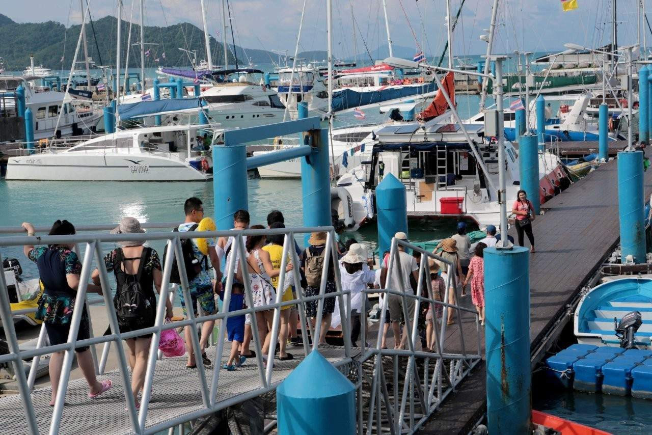 Every Phuket tour boat is being checked | The Thaiger