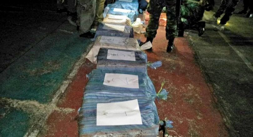 Seven arrested over a 300 kilogram 'ice' shipment in Chiang Rai | News by Thaiger