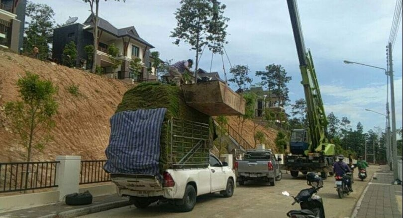 Chiang Mai's Doi Suthep housing protests ramping up for August | The Thaiger