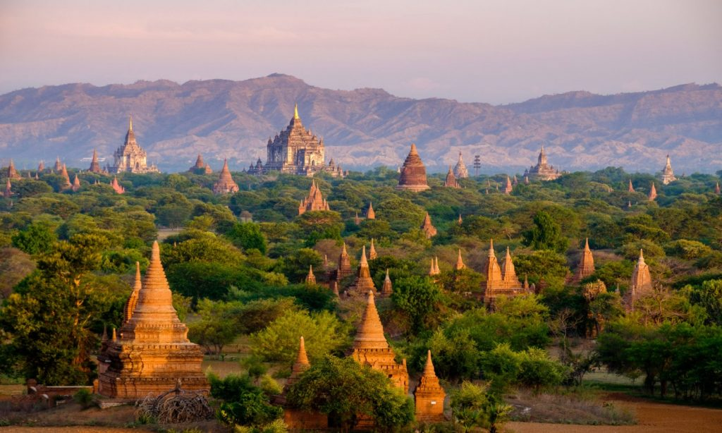 Myanmar tourism growth stalls in first half of 2018 | News by The Thaiger