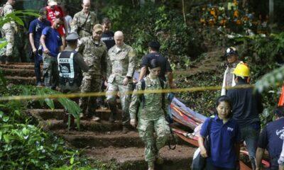 Chiang Rai: Rescuers poised to reach 'Pattaya Beach' | The Thaiger