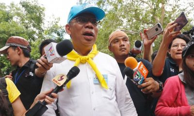 Chiang Rai: This afternoon's media briefing | The Thaiger