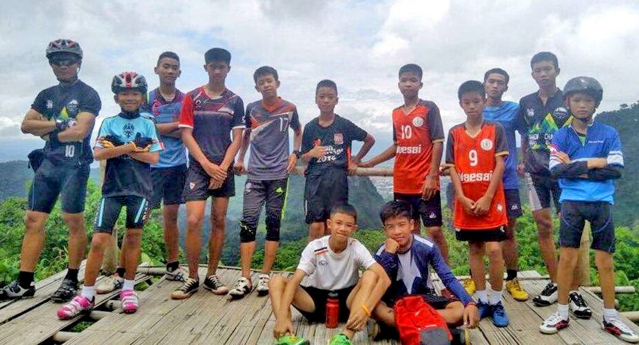 Comment: They're out. Now what? The future for Mu Pa football team members. | News by Thaiger