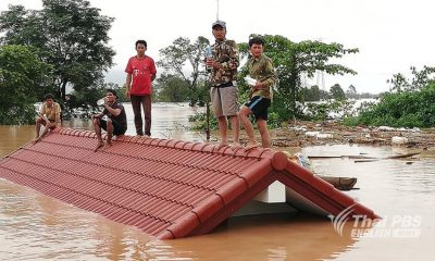 Questions over reliable death toll in the Laos floods – foreign media banned | The Thaiger