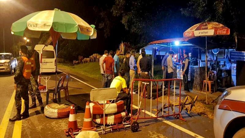 Ranong: Nine Pakistanis arrested for overstay on their way to Ranong | The Thaiger