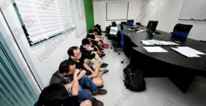 Online poker casino smashed in Klong Toei raid | News by Thaiger
