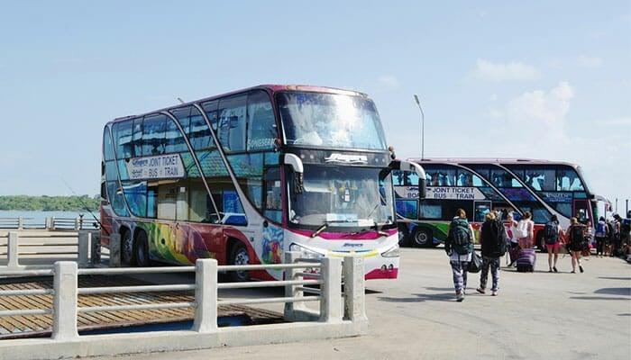 French tourist says money stolen on Bangkok-Koh Phangan bus | The Thaiger