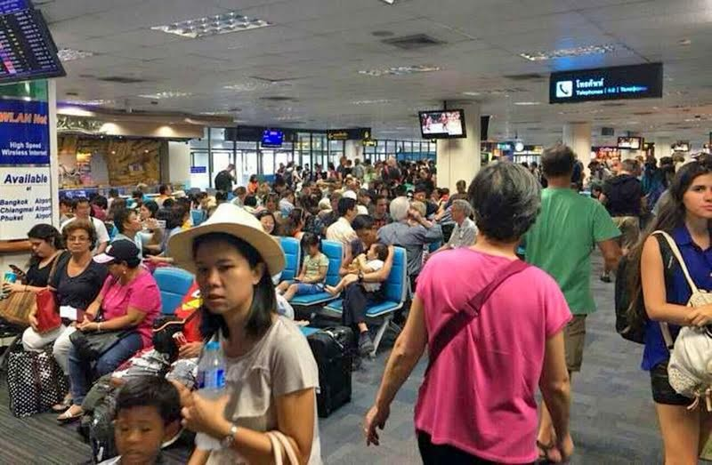 Checking the facts on Phuket's Chinese tourism 'fallout' – Thaiger TV   The Thaiger