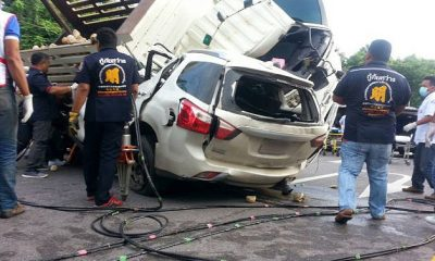 Hua Hin: Seven dead after morning collision | The Thaiger