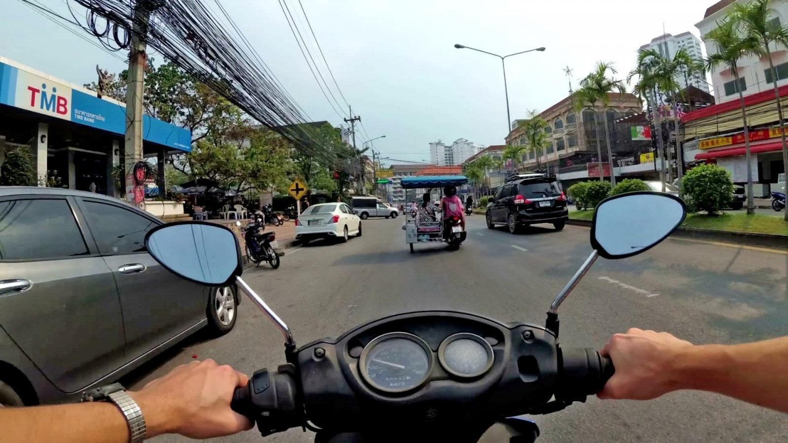 Top 10 tips for riding a motorbike in Thailand | The Thaiger