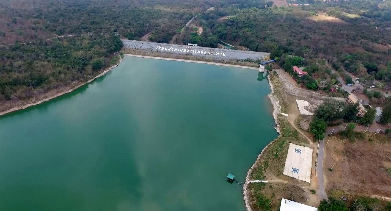 Good news from dams in the north-east   The Thaiger