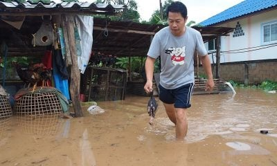 30 more villages in Phayao hit by floods – PM asks Thais to monitor weather | The Thaiger