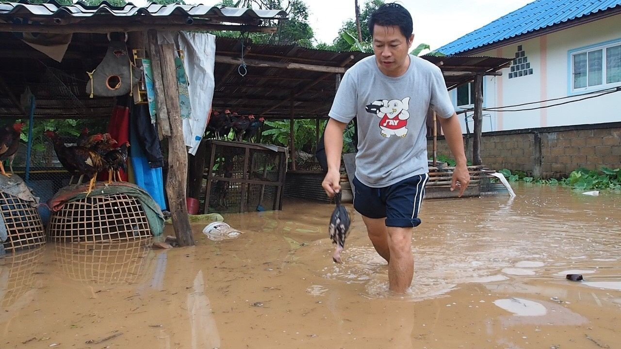 30 more villages in Phayao hit by floods – PM asks Thais to monitor weather   The Thaiger