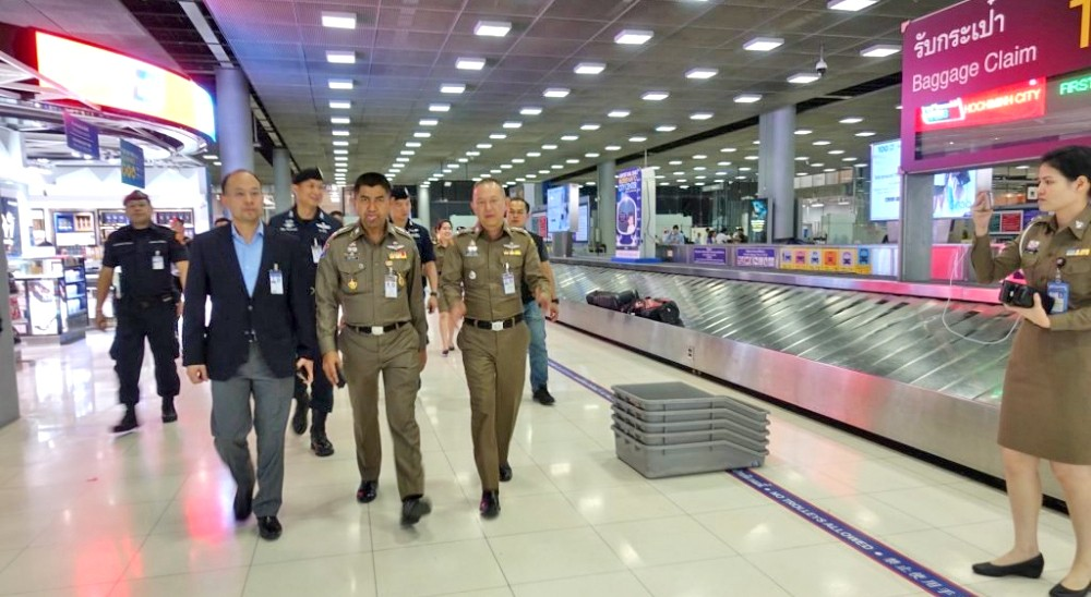 New VIP lane at Suvarnabhumi, as long as you're Chinese | News by The Thaiger