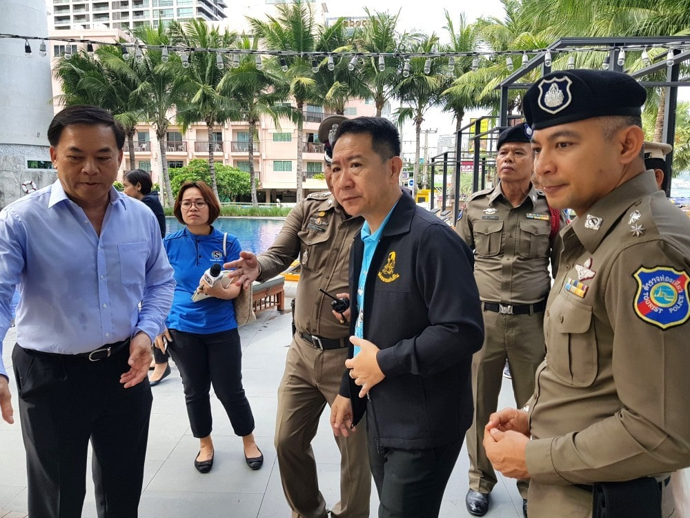 Pattaya 'sex orgy' hotel named; party sponsored by Singha | News by Thaiger