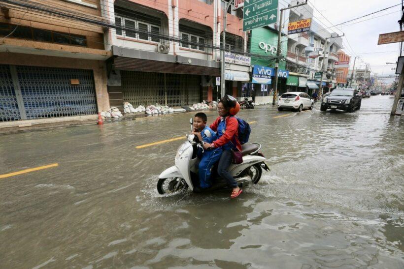 Flooding in Phuket, Phetchaburi and Mae Hong Son | News by The Thaiger