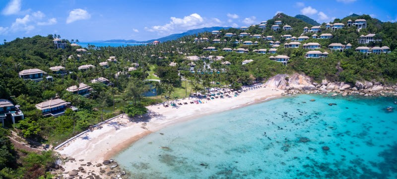 Banyan Tree Samui hailed as eco-friendly leader in Thailand | News by The Thaiger