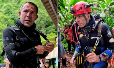 British cave rescuer honoured in his home town | The Thaiger