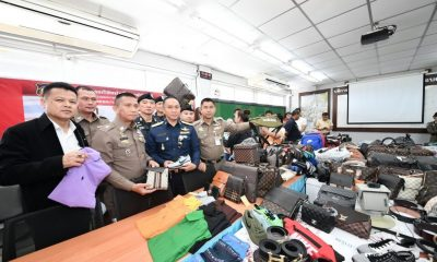 7,000 pirated items seized in Samui sting | The Thaiger