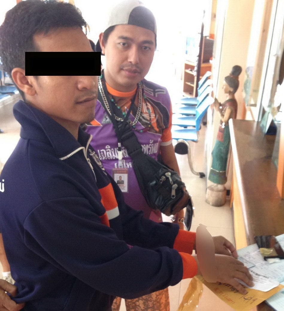 Man arrested after picking up drugs at Phuket Bus Terminal | The Thaiger