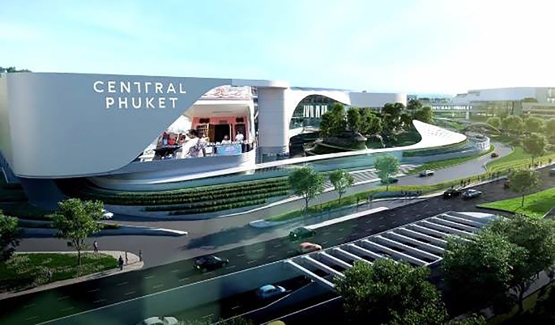 Central Phuket opens on September 10 | News by The Thaiger