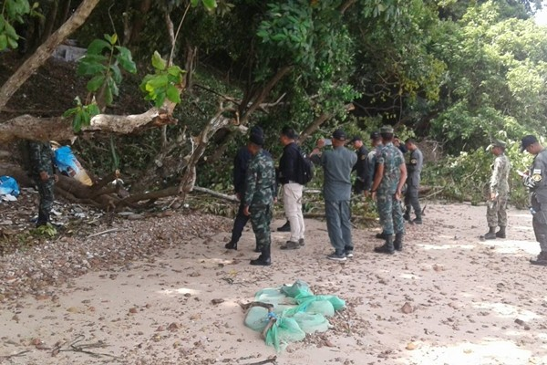 ป่าไม้แจ้งความตามจับคนรุกป่า เกาะนาคาน้อย จ.ภูเก็ตใกล้แปลงดาราดัง | News by The Thaiger