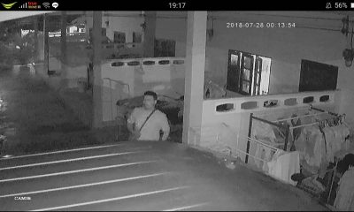 Krabi Police looking for serial panty thief | The Thaiger