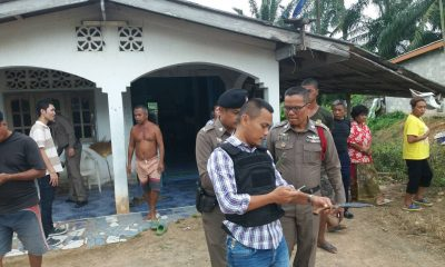 Father seriously injured after being stabbed by son in Krabi | The Thaiger