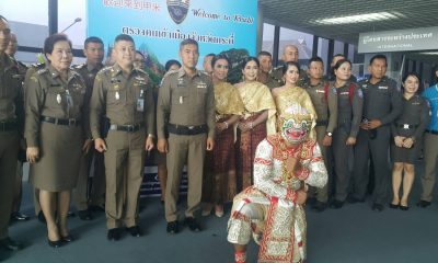 Special welcomes for Chinese tourists at Krabi Airport | The Thaiger