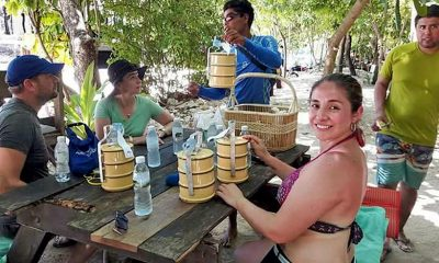 Everything old is new again – the plastic ban in Krabi marine park | The Thaiger