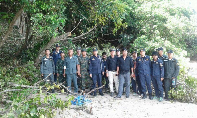 ป่าไม้แจ้งความตามจับคนรุกป่า เกาะนาคาน้อย จ.ภูเก็ตใกล้แปลงดาราดัง | The Thaiger
