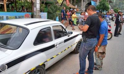28 year old Norwegian found dead in car on Koh Samui | The Thaiger