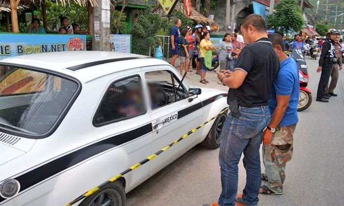 28 year old Norwegian found dead in car on Koh Samui   The Thaiger