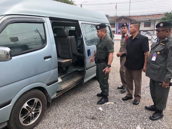 Three year old suffocates in Pattani school van   The Thaiger