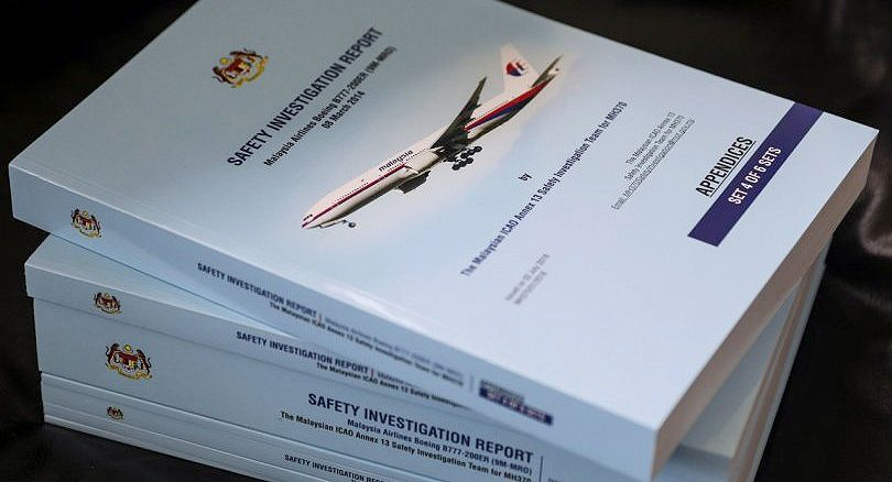 Air traffic controllers didn't follow standard procedures during MH370 flight - Report   News by Thaiger