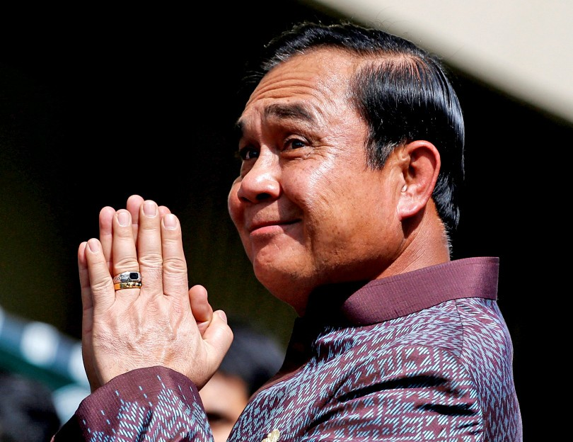 Will he or won't he? Thai PM will announce his intentions soon. | The Thaiger