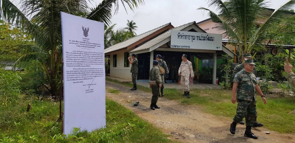 Signs posted warning land encroachers in Rassada | News by Thaiger