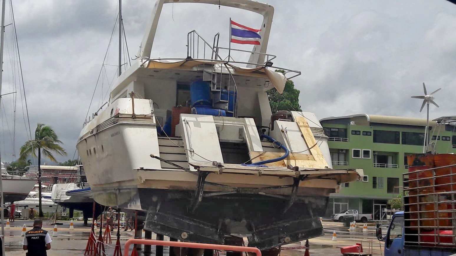 'Serenata' captain and company manager charged | The Thaiger