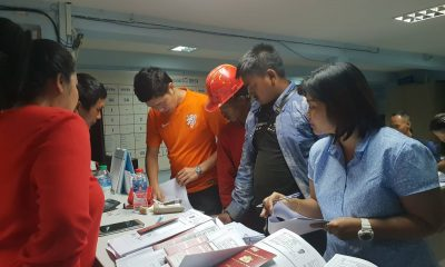 68 illegal migrant workers arrested at Krabi hotel construction site | The Thaiger