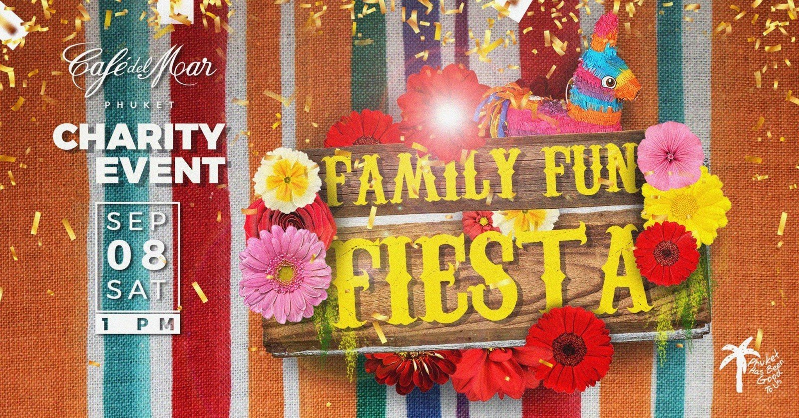 Cindy Sirinya Bishop to attend Café del Mar Family Fun Fiesta charity event | The Thaiger