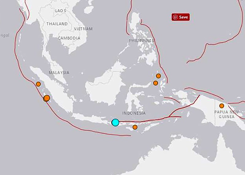 Lombok earthquake kills 82 and injured hundreds | The Thaiger