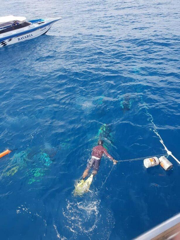 ปฏิบัติการกู้เรือฟีนิกซ์ ยังไม่สำเร็จ   News by The Thaiger